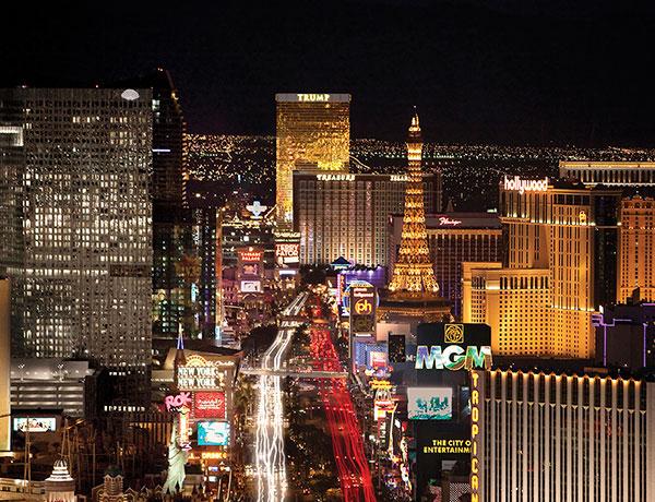 Hotel Trumpa w Las Vegas