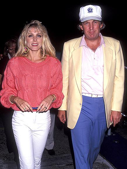 druga żona Donalda Trumpa