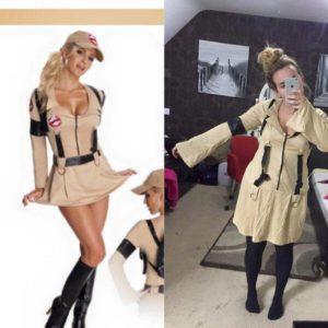 sexy strój nietrafione zakupy przez internet