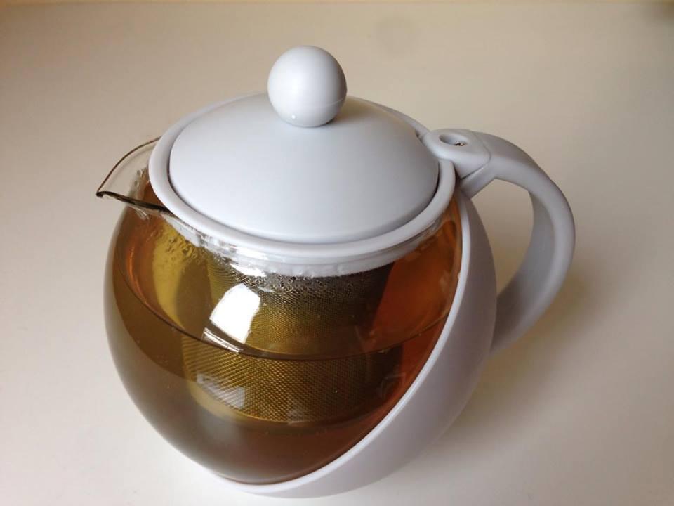 jak wydajnie parzyć herbatę