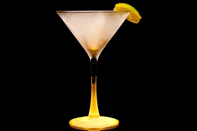 sylwestrowe drinki Martini